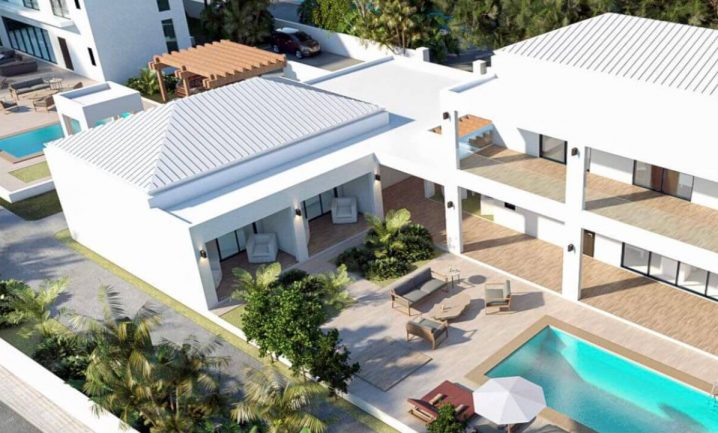 7-room villa for rent - Turks and Caicos